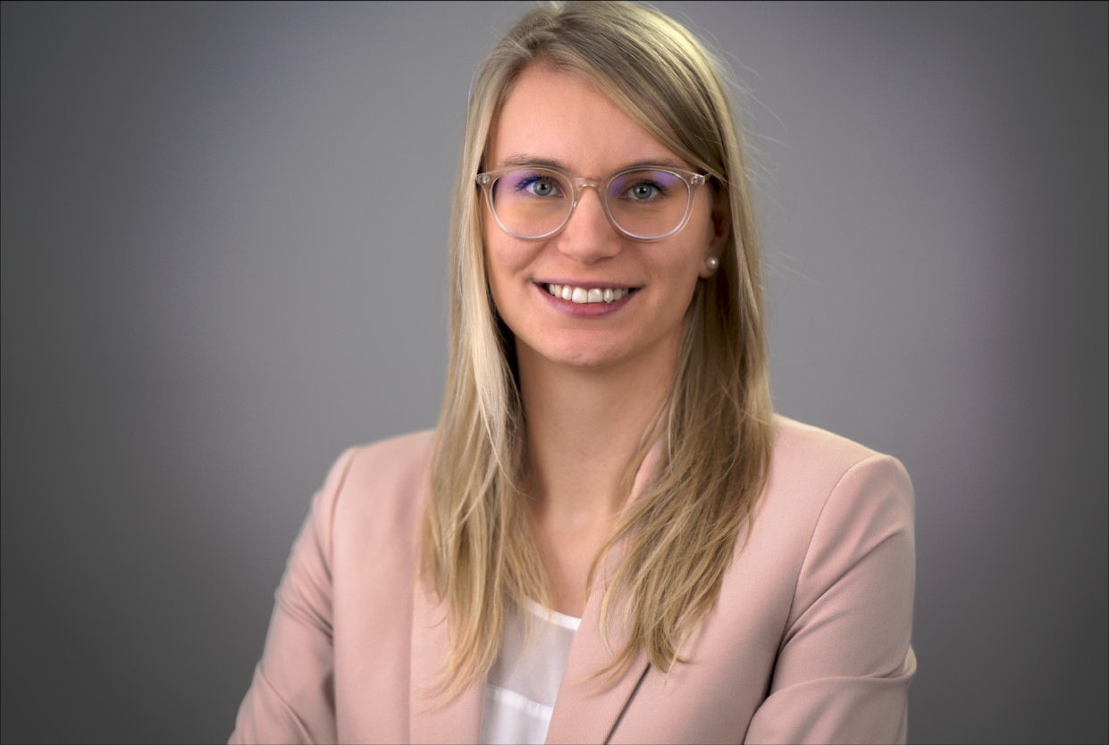 Elisabeth Preuhs (former Hoppe)