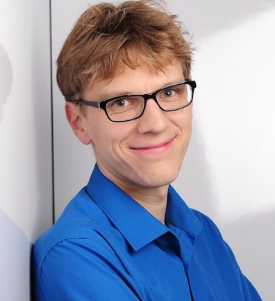 Prof. Dr.-Ing. Marc Aubreville