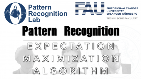 "Towards entry ""Watch now: Pattern Recognition: Episode 30 – Expectation Maximization Algorithm (WS 20/21)"""