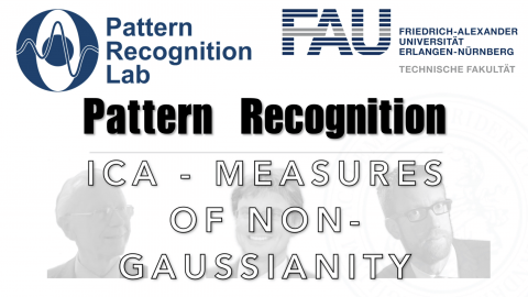 "Towards entry ""Watch now: Pattern Recognition: Episode 34 – Measures of Non-Gaussianity (WS 20/21)"""
