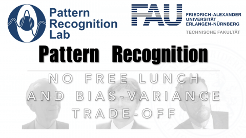 "Towards entry ""Watch now: Pattern Recognition: Episode 35 – No Free Lunch Theorem & Bias-Variance Trade-off (WS 20/21)"""
