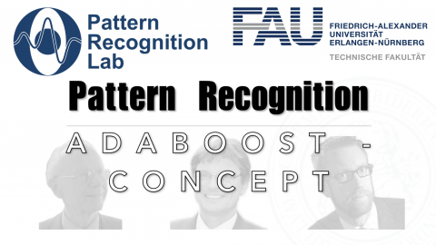 "Towards entry ""Watch now: Pattern Recognition: Episode 37 – Adaboost – Concept (WS 20/21)"""
