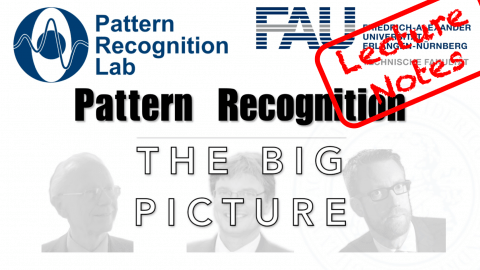 "Towards entry ""Lecture Notes in Pattern Recognition: The Big Picture"""